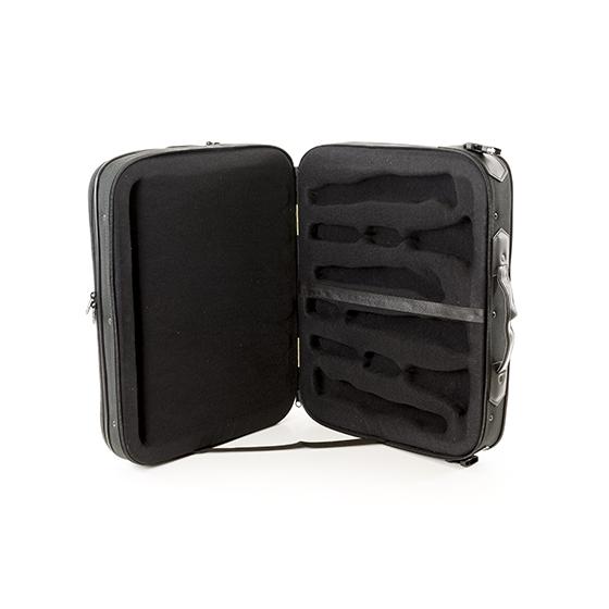 Bags 2er-Klarinettenkoffer für A- und B-Klarinette (böhm)