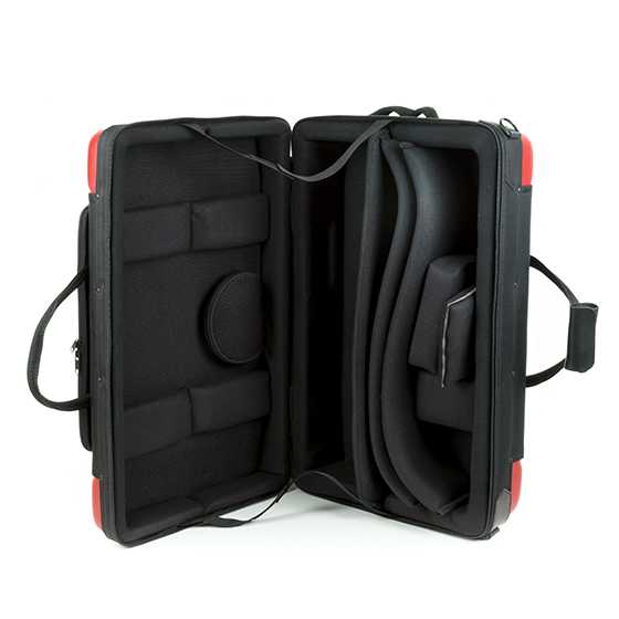 BAGS 4er Trompetenkoffer (Perinet/Zylinder)