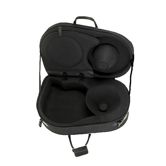 BAGS Hornkoffer mit Dämpferfach